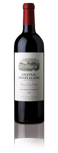 CHATEAU FONPLEGADE 2010 750 ml