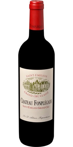 CHATEAU FONPLEGADE 2008 750ml