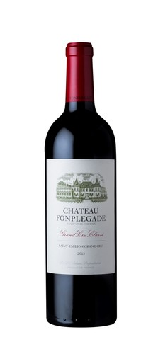 CHATEAU FONPLEGADE 2015 BOTTLE 750ml