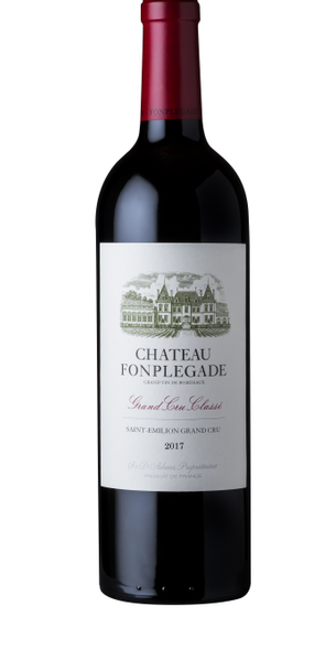 CHATEAU FONPLEGADE 2017 BOTTLE 750ml