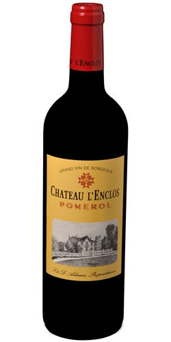 CHATEAU L'ENCLOS 2009 750ml
